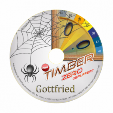"Gottfried ""Timber Zero"" Sommerlaufplatte"
